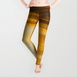 Abstract background blur motion sunny Leggings