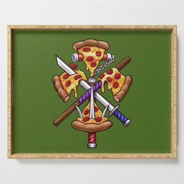Ninja Pizza Serving Tray
