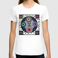 ferris wheel T-shirts featuring Ferris wheel by simay