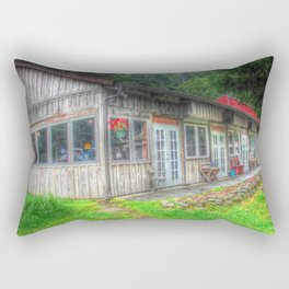 Time to Eat Rectangular Pillow
