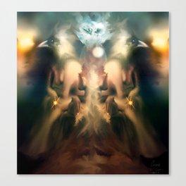 Martian Odyssey [Dream rendition] Canvas Print
