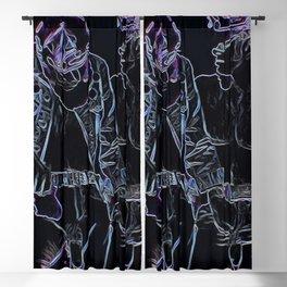 I Want to Break Free Blackout Curtain