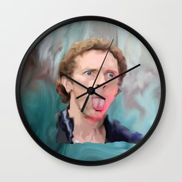 Coldplayy Wall Clock