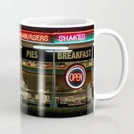 George's 50s Diner Coffee Mug