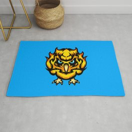 Fire Chick Rug