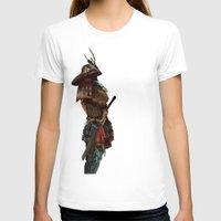 samurai T-shirts featuring Samurai by Alba Palacio