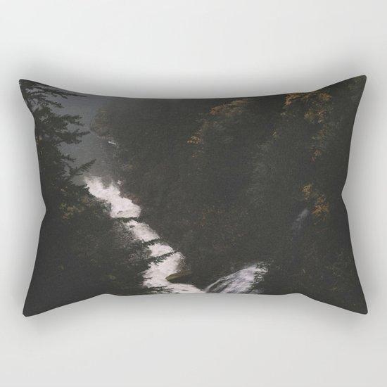Forest creek #society6 #buyart Rectangular Pillow