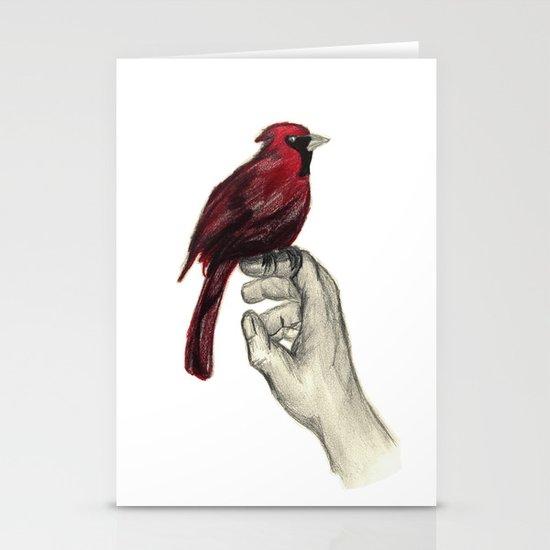 Cardinal Focus Stationery Cards