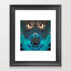 FX#507 - The Blueberry Effect Framed Art Print
