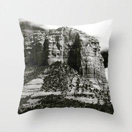 Grand Rocks Throw Pillow
