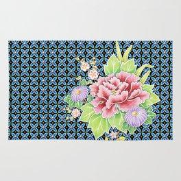 Brocade Bouquet Rug