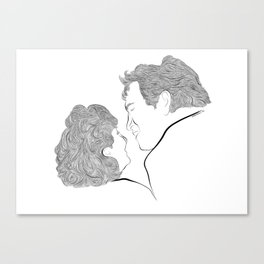 Storie Canvas Print