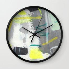 zoom exploited 008 Wall Clock