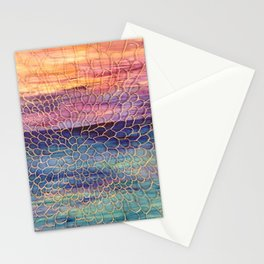 Looking through Lace Stationery Cards