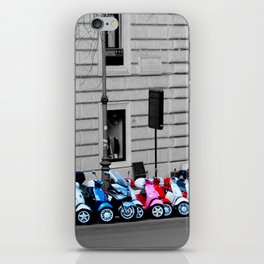 Scoot Scoot iPhone Skin