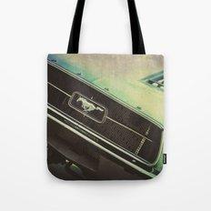 Galaxy Mustang Tote Bag
