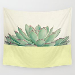 Succulent Dip II Wall Tapestry