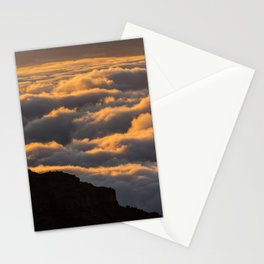 Sunset in La Palma Stationery Cards