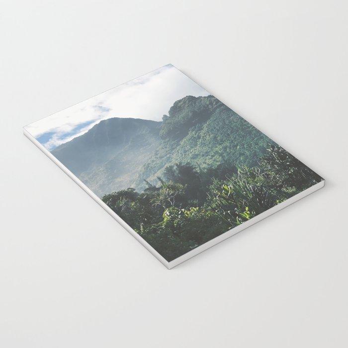 Na Pali Coast Kauai Hawaii Notebook