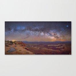 Nightscape Canvas Print