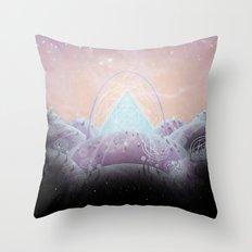 Mathemystics Throw Pillow