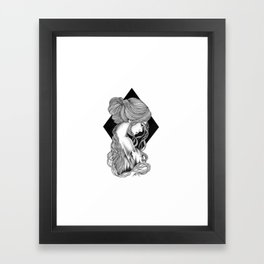 HIGHER THAN THE MOUNTAINS II Framed Art Print