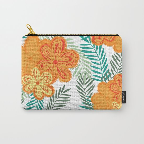Graphic Garden 6 Carry-All Pouch