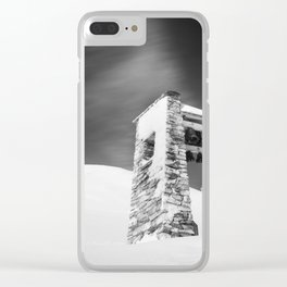 Belfry Clear iPhone Case