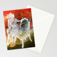 Woman & Chair Stationery Cards