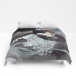 Elsa & Morokei Comforters