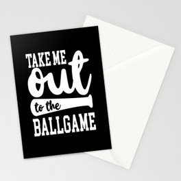 Baseball Baseball Fan Baseball Game Sports Stationery Cards