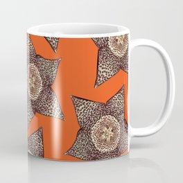 stapelia flower Coffee Mug
