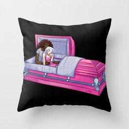 Good Evening Throw Pillow