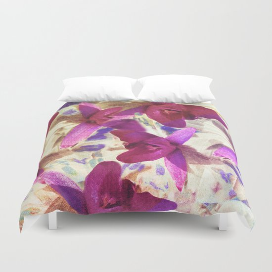 Love on Windy Hill Duvet Cover