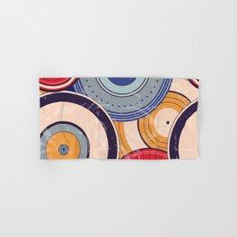 Japanese Seamless Artistic Umbrellas Hand & Bath Towel
