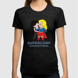 Supergirlfriends T-shirt