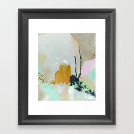 Becoming Again Framed Art Print