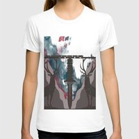 skyfall T-shirts featuring Skyfall Movie Poster by Salmanorguk