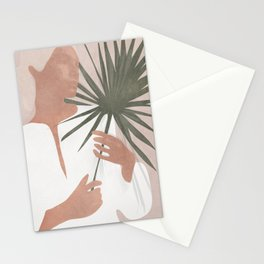 Female Beauty II Stationery Cards
