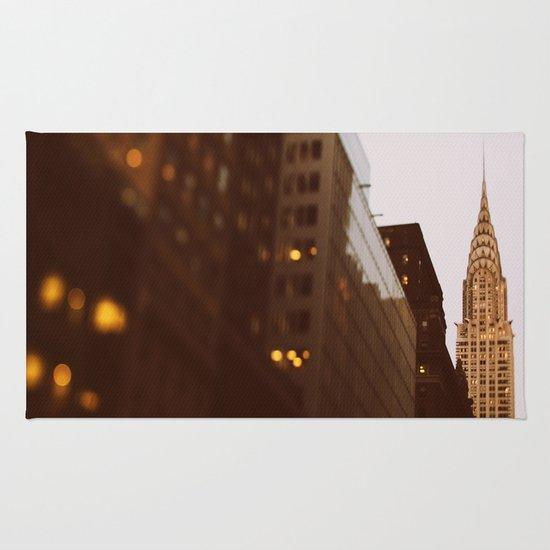 Bright Lights, Big City Rug