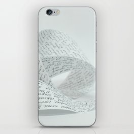 Put Your Wrists In iPhone Skin