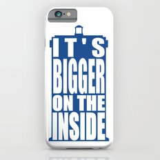 Bigger on the Inside iPhone 6s Slim Case