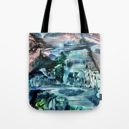 ICE LandsCape Tote Bag