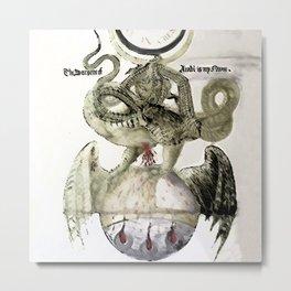 Alchemy Metal Print
