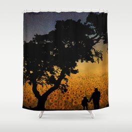 Grandpa - Tell Me About The Good Old Days Shower Curtain