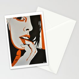Girls Of MySpace (Lyric2) Stationery Cards