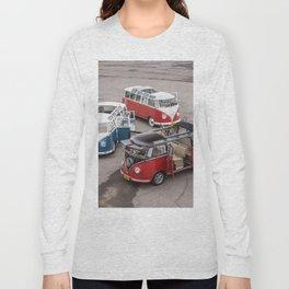 Samba Trio Long Sleeve T-shirt