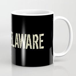 Black Flag: Delaware Coffee Mug