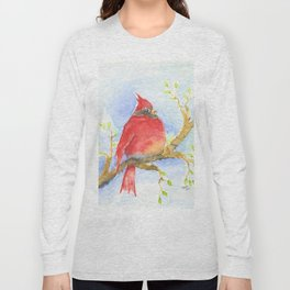 Mr. Cardinal Long Sleeve T-shirt