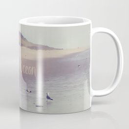 LOVE the OCEAN IV Coffee Mug